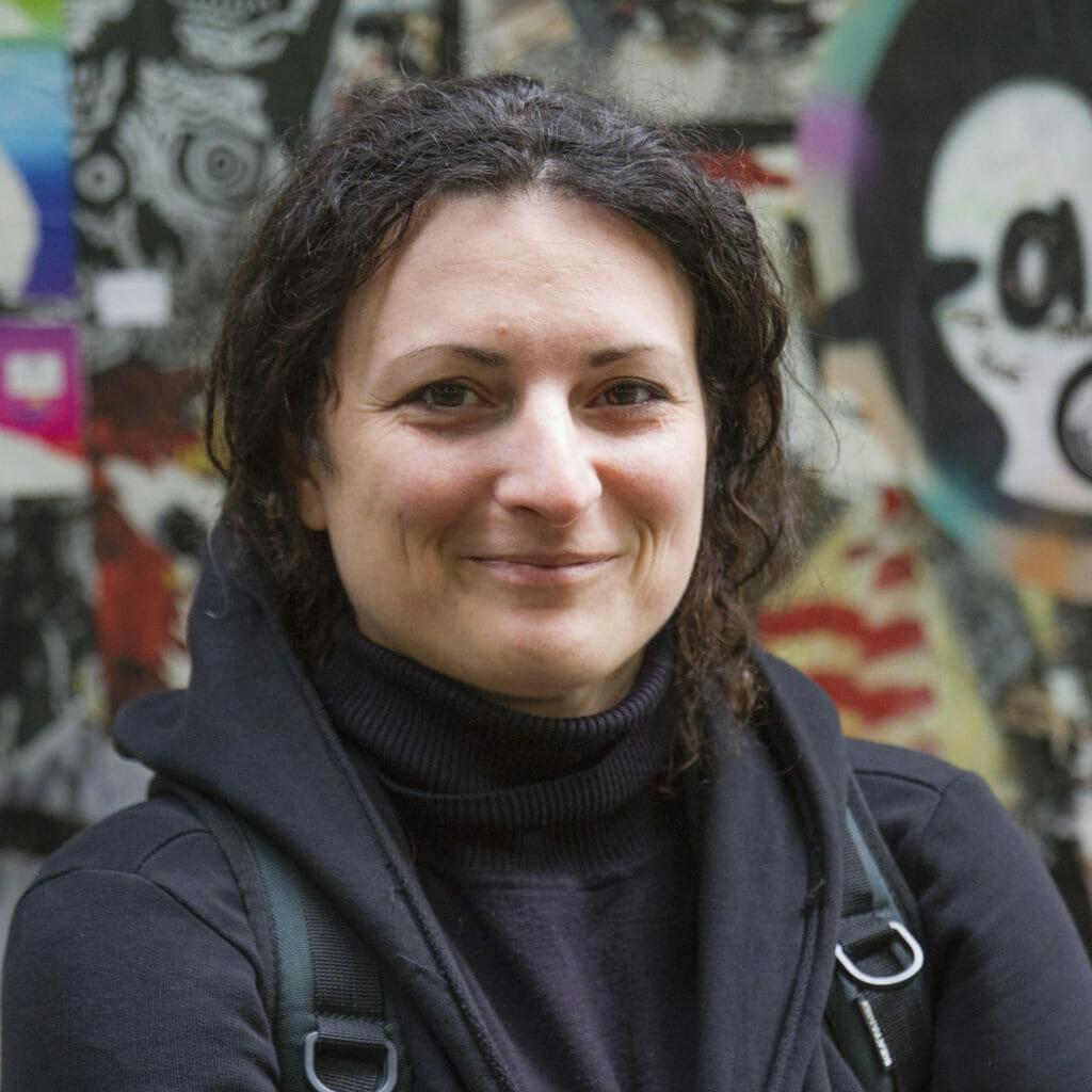 Margarita Kourtparasidou