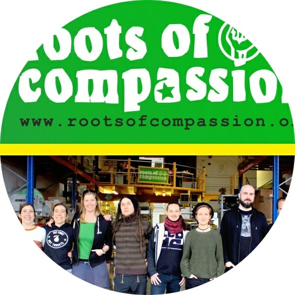 veganer onlineshop roots of compassion